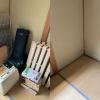 大阪府柏原市へお部屋の不用品の回収作業にお伺いさせて頂きました。