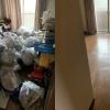 大阪府豊中市へお部屋の中を全て処分させて頂きました。