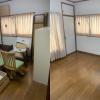 兵庫県伊丹市へ引っ越しに伴い家具などの処分にお伺いさせて頂きました。
