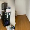 大阪府藤井寺市へ引っ越しに伴い家具、家電の処分にお伺いさせて頂きました。