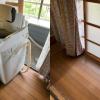 大阪府藤井寺市へ引っ越しに伴い洗濯機の処分にお伺いさせて頂きました。