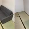 大阪府豊中市へソファーの処分にお伺いさせて頂きました。