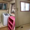 大阪市平野区へ洗濯機、家具の不用品回収作業にお伺いさせて頂きました。