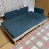大阪府高槻市へ引っ越しに伴いソファーの出張買取にお伺いさせて頂きました。