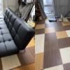 兵庫県尼崎市へソファーの処分にお伺いさせて頂きました。