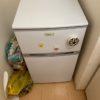 兵庫県神戸市へ冷蔵庫の出張買取にお伺いさせて頂きました。