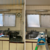 兵庫県尼崎市へキッチンなどのお掃除、ハウスクリーニングにお伺いさせて頂きました。