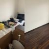 兵庫県神戸市灘区へ引っ越しに伴いベッドなどの買取、不用品の回収作業にお伺いさせて頂きました。