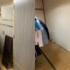 大阪府豊中市へ引っ越しに伴い家具の処分にお伺いさせて頂きました。