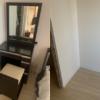 大阪市北区へ引っ越しに伴い家具の回収作業にお伺いさせて頂きました。