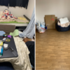 兵庫県三田市へ引っ越しに伴いお部屋のお片付けにお伺いさせて頂きました。