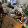 兵庫県尼崎市へ遺品整理、ゴミ屋敷のお片付けのお見積もりにお伺いさせて頂きました。